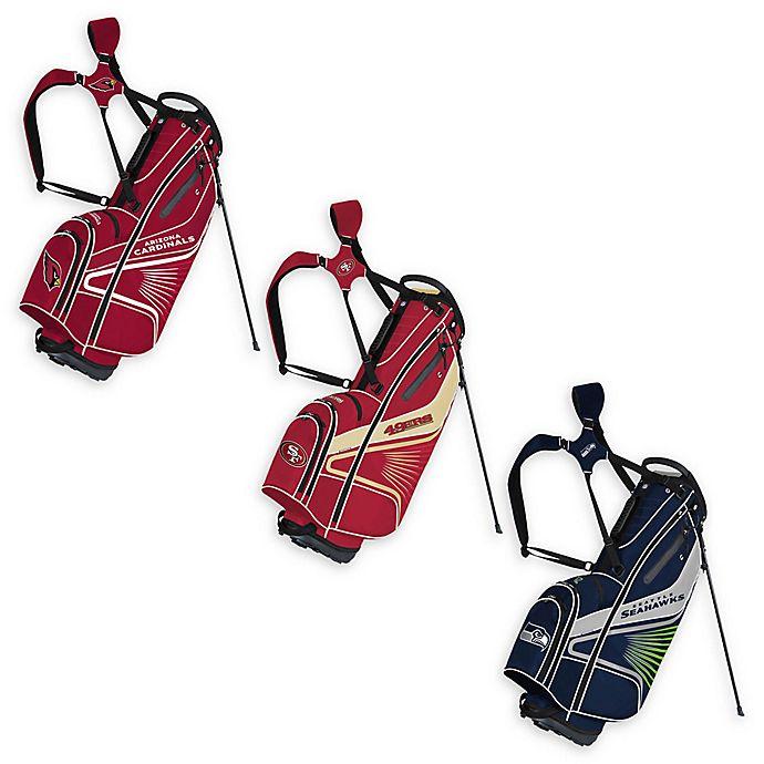 Alternate image 1 for NFL Gridiron III Stand Golf Bag