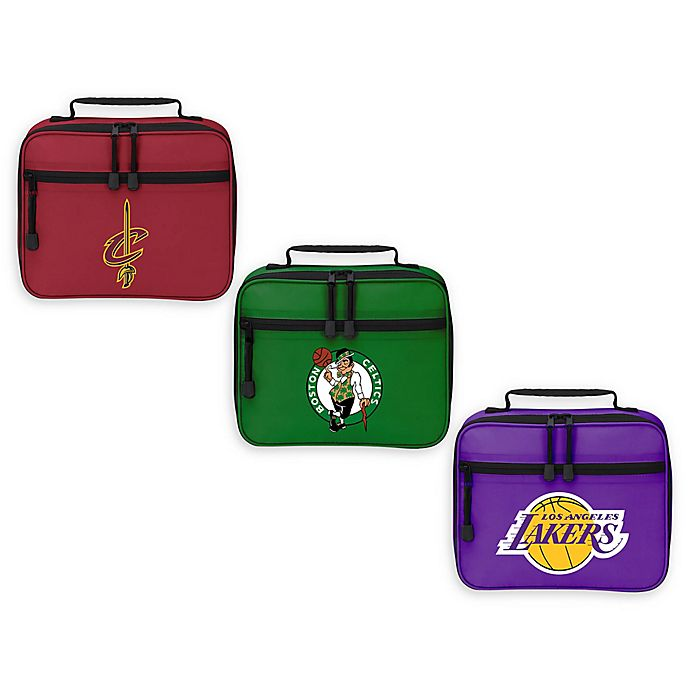 Alternate image 1 for NBA Cooltime Lunch Kit Collection