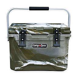 Camp-Zero 20 Liter Premium Cooler in Camo