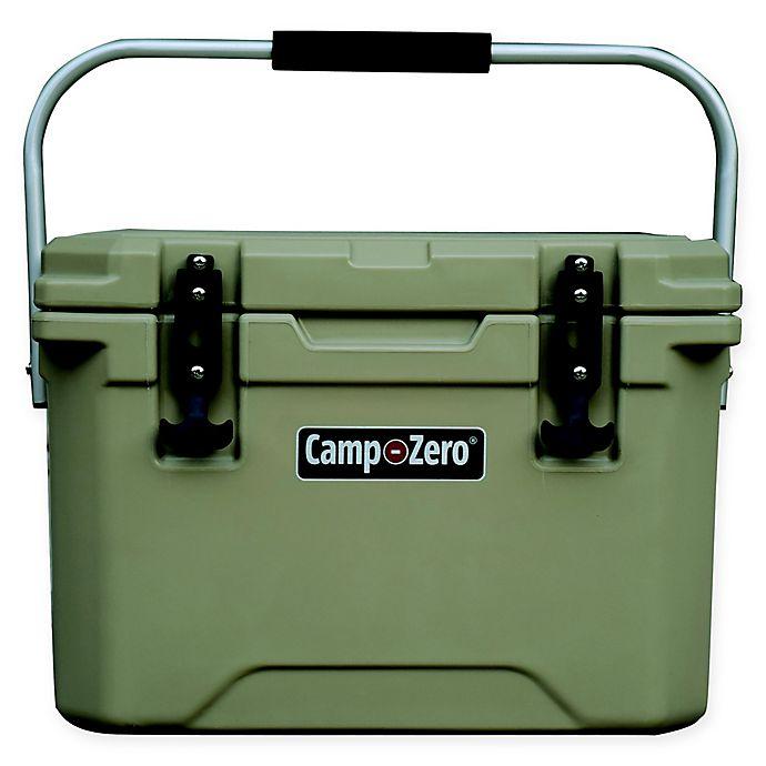 Alternate image 1 for Camp-Zero 20 Liter Premium Cooler in Beige