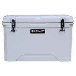 Camp-Zero 60 Liter Premium Cooler in White