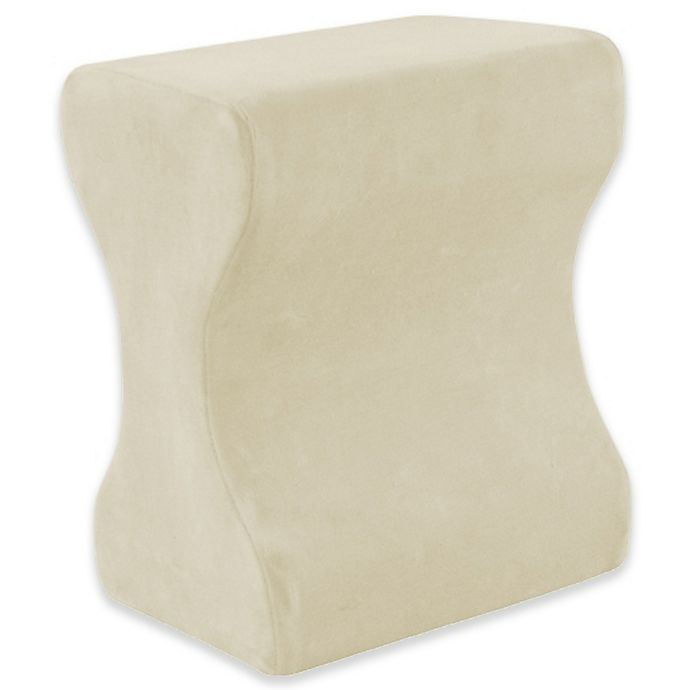 Alternate image 1 for Contour® Memory Foam Leg Pillow Cover