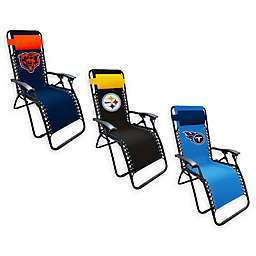 NFL Zero Gravity Lounger Collection