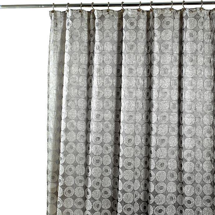 Alternate image 1 for Avanti Galaxy 72-Inch x 72-Inch Shower Curtain