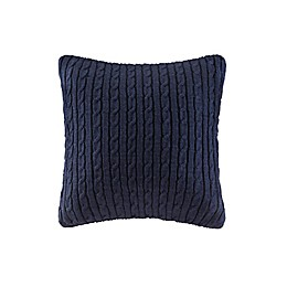 Woolrich Ryland Square Throw Pillow in Blue