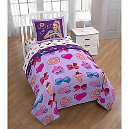 JoJo Siwa™ Sweet Life Twin/Full Comforter Set in Purple