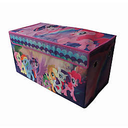 Hasbro® My Little Pony® Mini Collapsible Storage Trunk in Pink