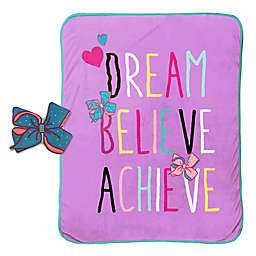 a8a2ef9f15af JoJo Siwa™ 2-Piece Dream Pillow and Blanket Set