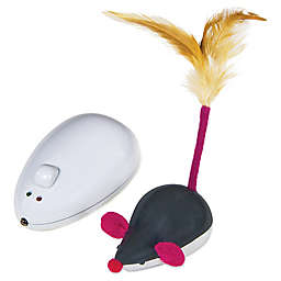 Cheese Chaser® Remote Control Mouse Toy