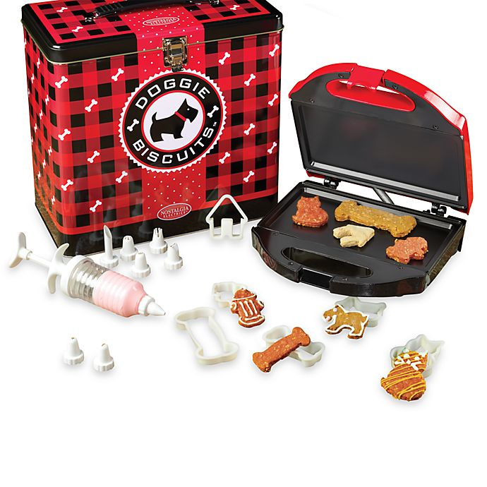 Alternate image 1 for Dog Biscuit Treat Maker Kit
