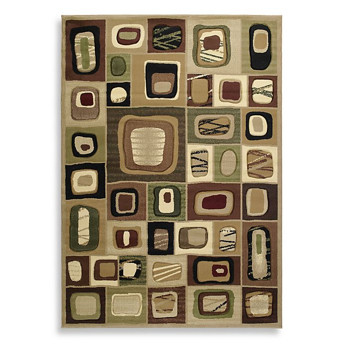 Alternate image 1 for United Weavers Contours Marrakesh Toffee Rugs
