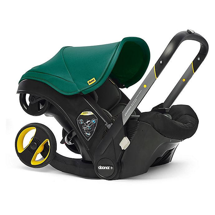 Alternate image 1 for Doona™+ Infant Car Seat/Stroller with LATCH Base