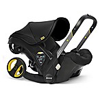 Doona™+ Infant Car Seat/Stroller with LATCH Base in Nitro/Black