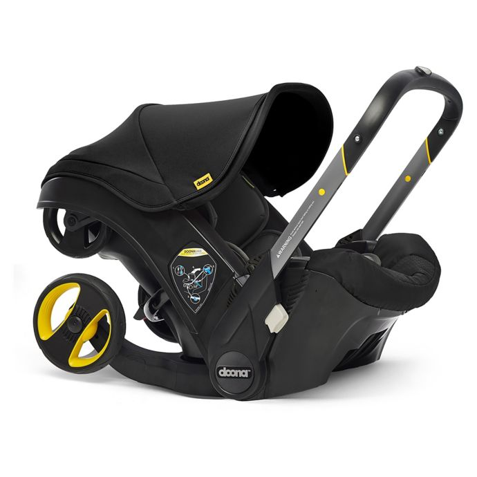 The Doona Infant Car Seat/Stroller travel product recommended by Doona on Lifney.