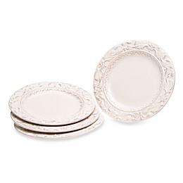 Certified International Firenze Dinner Plates in Ivory (Set of 4)