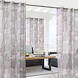 Tropical Curtains Bed Bath Amp Beyond