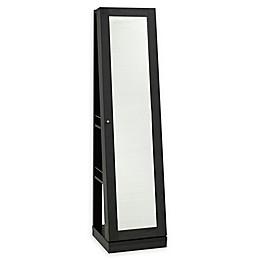 Brassex Mirrored Jewelry Cabinet