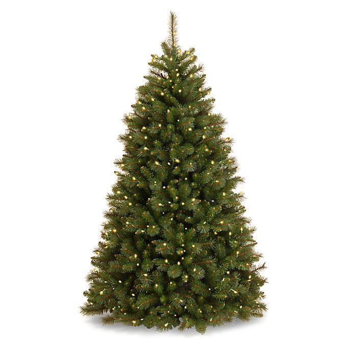 Christmas Tree Garden Ridge: National Tree Company 6.5-Foot Rocky Ridge Artificial
