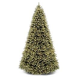 National Tree Company Pre-Lit Downswept Douglas Christmas Tree