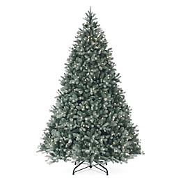 National Tree Company Pre-Lit Douglas Blue Fir Christmas Tree