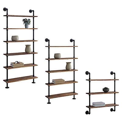 4D Concepts Anacortes Shelf Piping Unit