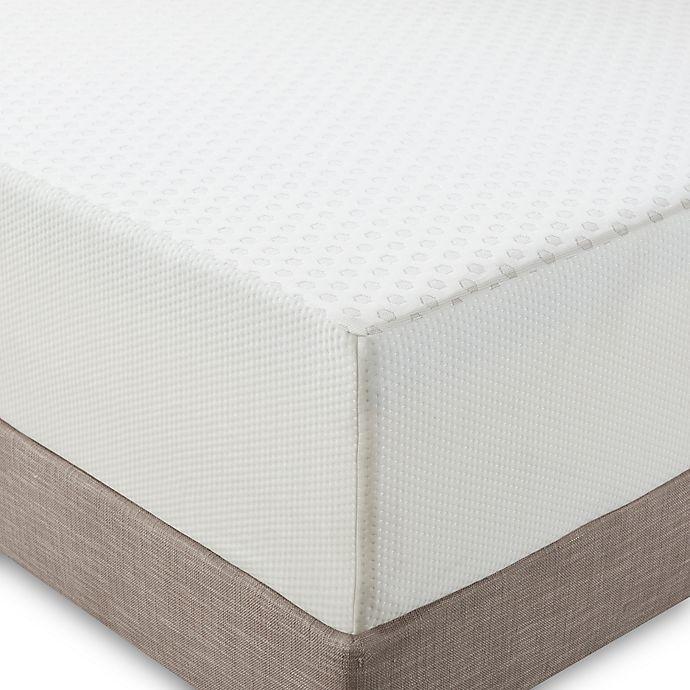 Alternate image 1 for Sleep Philosphy Flexapedic 14-Inch Gel Memory Foam Full Mattress