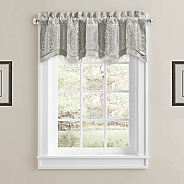 J. Queen New York™ Constantine Rod Pocket Window Valance