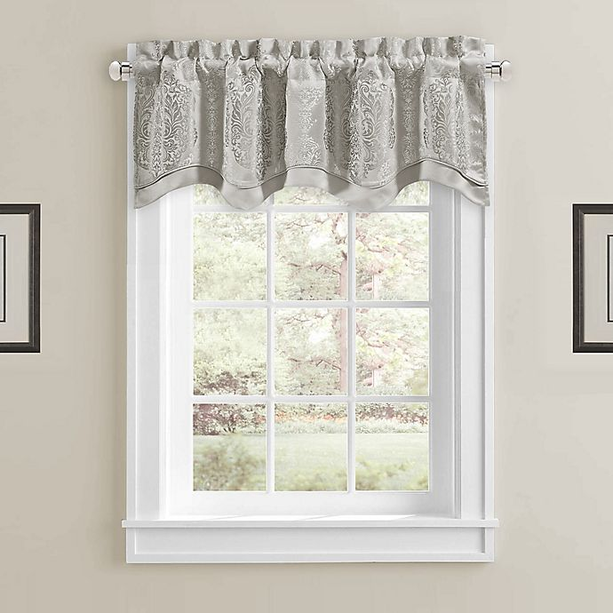 Alternate image 1 for J. Queen New York™ Constantine Rod Pocket Window Valance