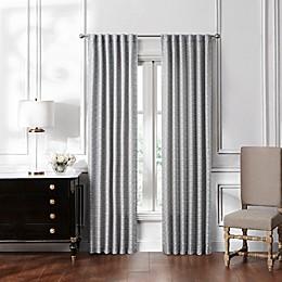 Waterford® Lucida Rod Pocket/Back Tab Window Curtain Panel Pair