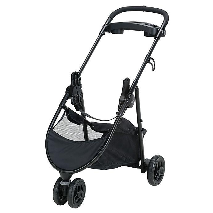 Alternate image 1 for Graco® SnugRider® 3 Elite Car Seat Carrier in Black