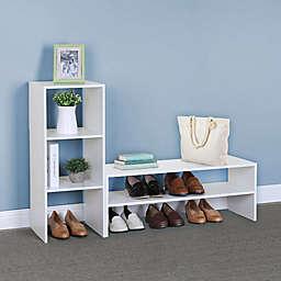 Stackable Shelf Organizer Collection