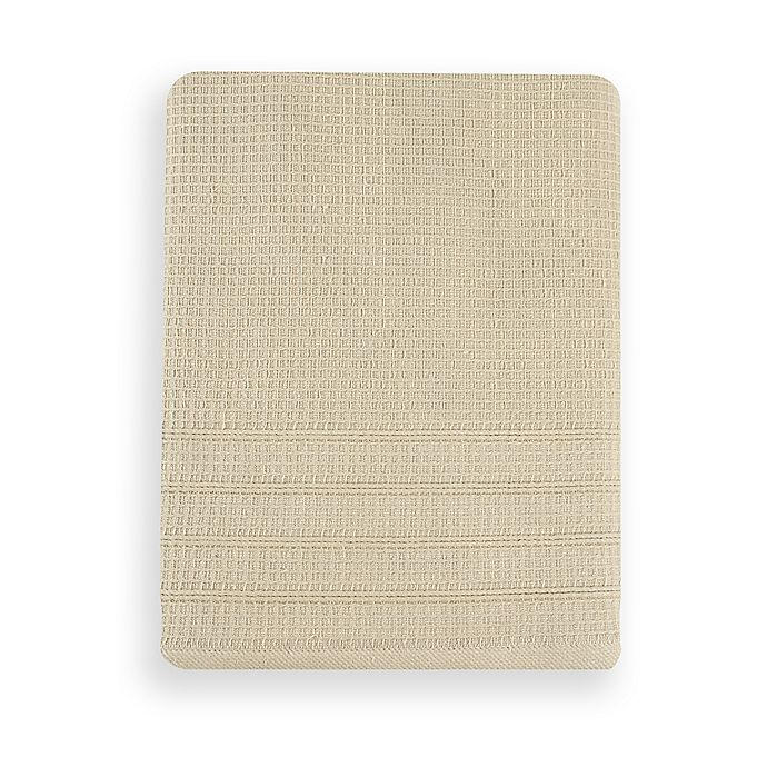 Alternate image 1 for UGG® Waffle Spa Bath Towel in Cream