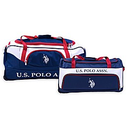 U.S. Polo Assn.® Rolling Duffle Bag