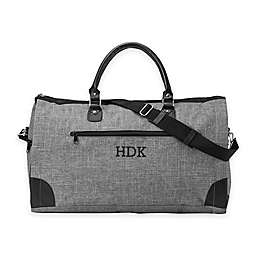 Cathy's Concepts Convertible Duffle/Garment Bag in Grey