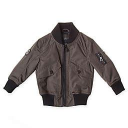 Urban Republic Bomber Jacket in Olive