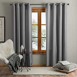UGG® Olsen 95-Inch Grommet Window Curtain Panel in Grey