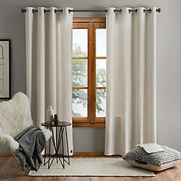 UGG® Olsen 84-Inch Grommet Window Curtain Panel in Cream