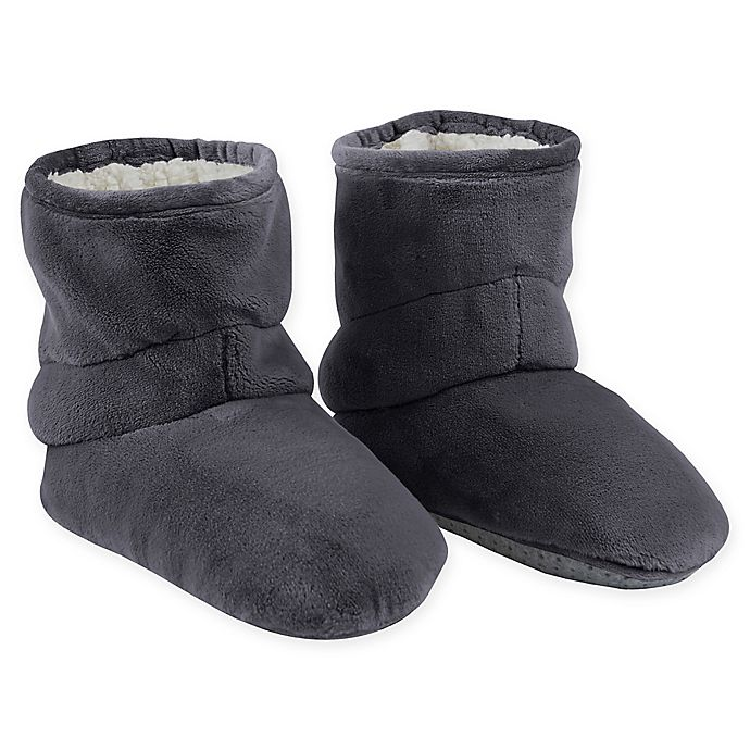 Alternate image 1 for Therapedic® Unisex Weighted Slippers