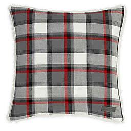 Eddie Bauer® Wallace Plaid Cinder Throw Pillow