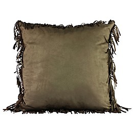 Realtree Square Throw Pillow in Tan