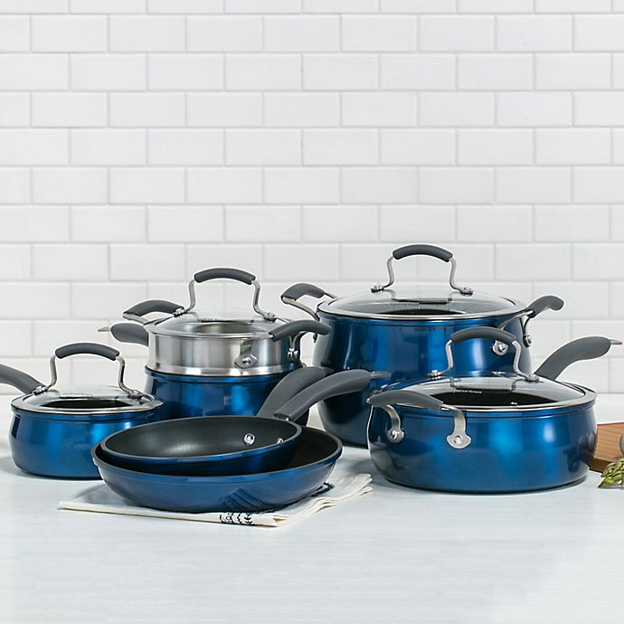 Alternate image 1 for Epicurious Aluminum Nonstick Cookware Collection