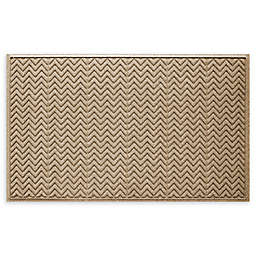 "Weather Guard™ Chevrons 35"" x 59"" Estate Mat"