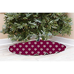Collegiate Christmas Tree Skirt