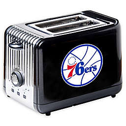 NBA Philadephia 76ers 2-Slice Toaster