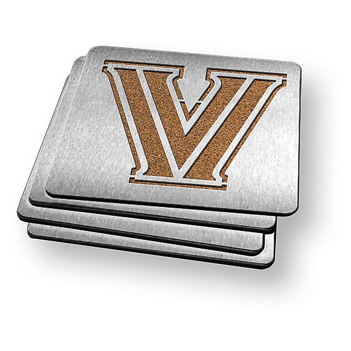 Alternate image 1 for Villanova University 4-Piece Boaster Coasters Set