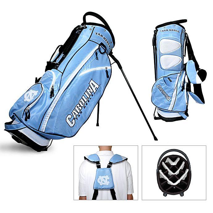 Alternate image 1 for University of North Carolina Fairway Golf Stand Bag
