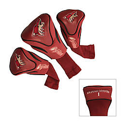 NHL 3-Pack Golf Club Headcovers Collection