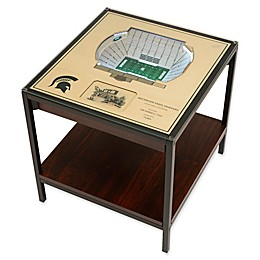 Michigan State University 25-Layer Lighted Stadium View Table