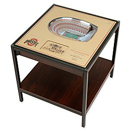 The Ohio State University 25-Layer Lighted Stadium View Table