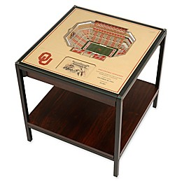 University of Oklahoma 25-Layer Lighted Stadium View Table